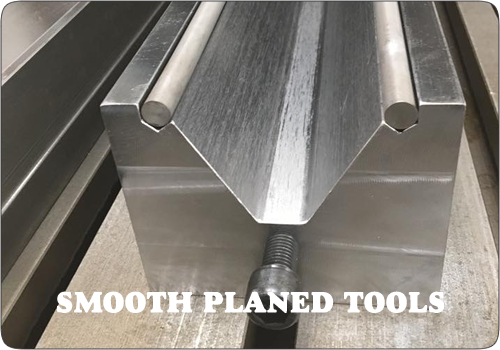 Smooth Planed Tools